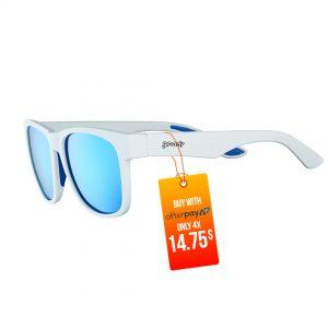 Goodr BFG Beast Running Sunglasses - Iced by Sas-squat | Goodr-BFG-Beast-Running-Sunglasses-Iced-by-Sas-squat