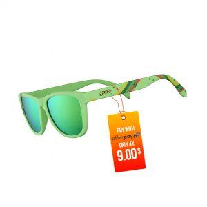 Goodr OG Running Sunglasses – Irish for a Day | Irish-for-a-Day