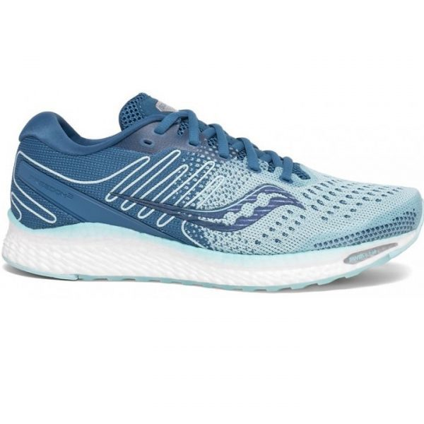 Saucony Women's Freedom 3 (Aqua/Blue) | Saucony Women's Running Shoes