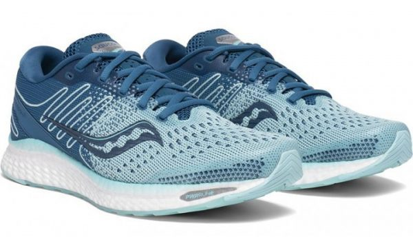 Saucony Women's Freedom 3 (Aqua/Blue) | s10543-25_5