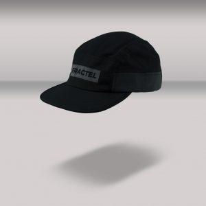 "Fractel ""Midnight"" Edition Reflective Cap | MIDNIGHT_FRONTANGLE"