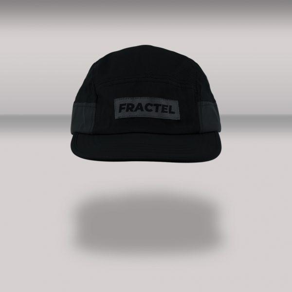 "Fractel ""Midnight"" Edition Reflective Cap   MIDNIGHT_FRONT_STD"