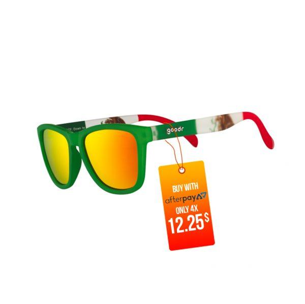 Goodr OG Running Sunglasses - Down to Fiesta | Goodr OG Running Sunglasses Down to Fiesta