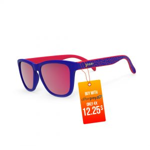 Goodr OG Running Sunglasses - London Marathon 2020 | Goodr OG Running Sunglasses London Marathon 2020