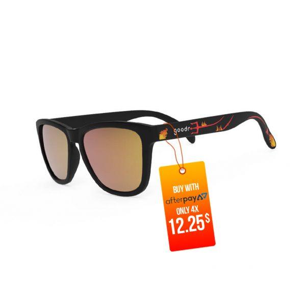 Goodr OG Running Sunglasses - See You in Hell | Goodr OG Running Sunglasses See You in Hell