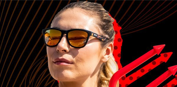 Goodr OG Running Sunglasses - See You in Hell | Hell Face