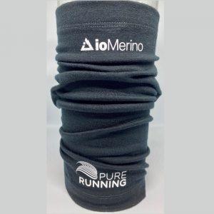 Pure Running x ioMerino Buff / Neck Tube | Merino