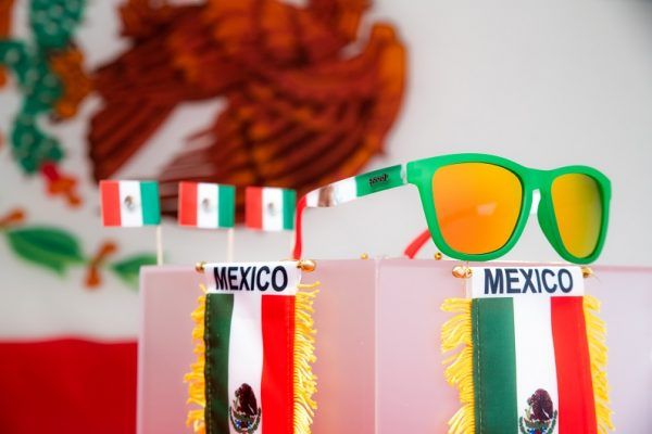 Goodr OG Running Sunglasses - Down to Fiesta | goodr_Mexico 2020_DTF Down To Fiesta_product 002