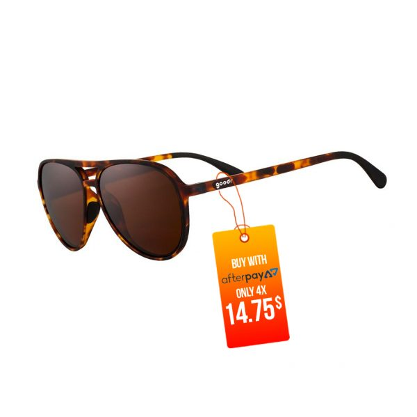 Goodr Mach Gs Aviator - Amelia Earhart Ghosted Me | Goodr-Mach-Gs-Aviator-Running-Sunglasses-Amelia-Earhart-Ghosted-Me