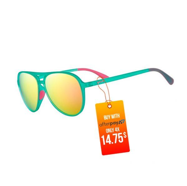 Goodr Mach Gs Aviator – Kitty Hawkers' Ray Blockers | Goodr-Mach-Gs-Aviator-Running-Sunglasses-Kitty-Hawkers-Ray-Blockers
