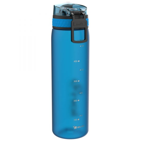Ion8 Leak Proof Water Bottle 500ml (4 Colours) | I8500FBLU_rear_pt04