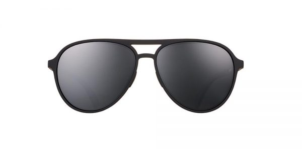 Goodr Mach Gs Aviator Running Sunglasses - Amelia Earhart Ghosted Me | OperationBlackoutFront_1000x