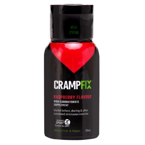 Crampfix 50ml Flip-top Lid Squeeze Bottle - 3 Flavours | Raspberry-50ml-Bottle-480x480