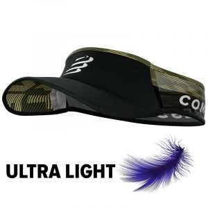 Compressport Visor Ultralight - Black/Camo | 01-159-800x800