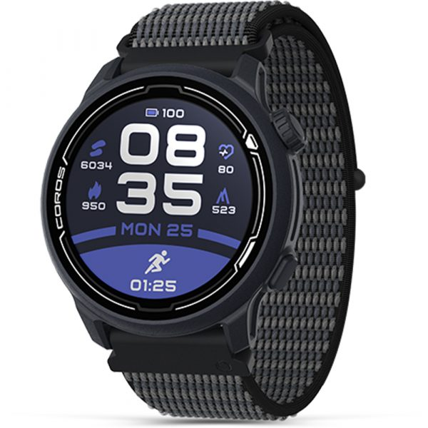 Coros Pace 2 Premium GPS Sports Watch (7 Colours) | WPACE2-NVY-N