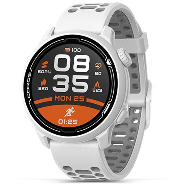Coros Pace 2 Premium GPS Sports Watch (7 Colours) | WPACE2-WHT
