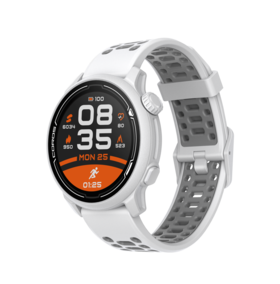 Coros Pace 2 Premium GPS Sports Watch (7 Colours) | WhitewithSiliconeBand3_280x420