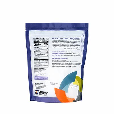 Tailwind Nutrition Endurance Fuel Drink - 30 Servings (8 Flavours) | Berry Medium Back