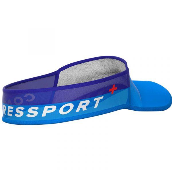 Compressport Visor Ultralight (3 Colours) | Blue BAck