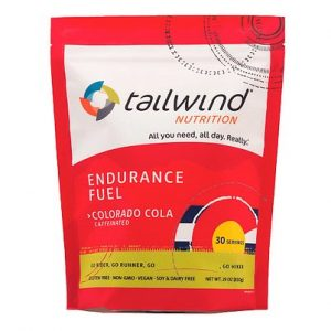 Tailwind Nutrition Endurance Fuel Drink - 30 Servings (8 Flavours) | Cola Medium