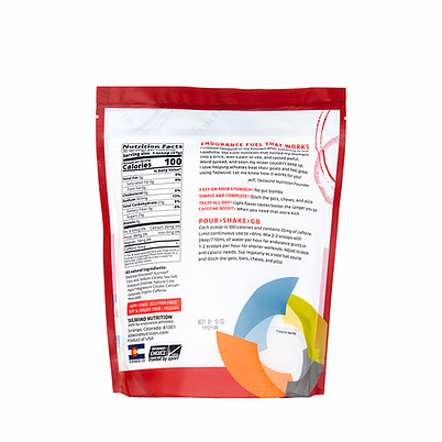 Tailwind Nutrition Endurance Fuel Drink - 30 Servings (8 Flavours) | Cola Medium Back