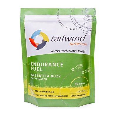 Tailwind Nutrition Endurance Fuel Drink - 50 Servings (8 Flavours) | Green Tea Large