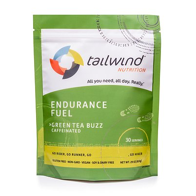 Tailwind Nutrition Endurance Fuel Drink - 30 Servings (8 Flavours) | Green Tea Medium