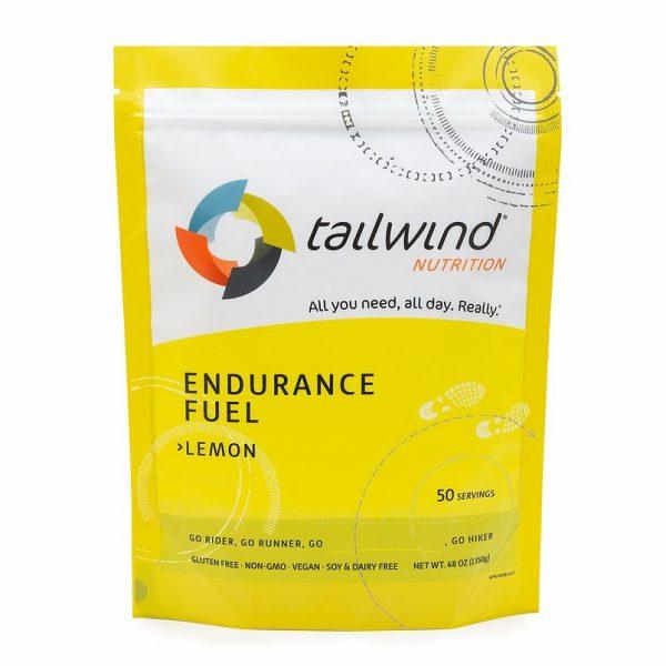 Tailwind Nutrition Endurance Fuel Drink - 50 Servings (8 Flavours) | Lemon Large