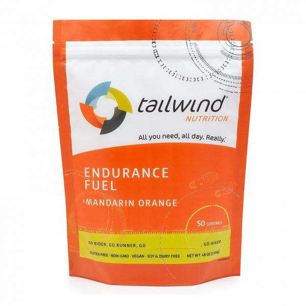 Tailwind Nutrition Endurance Fuel Drink - 50 Servings (8 Flavours) | Mandarin Large