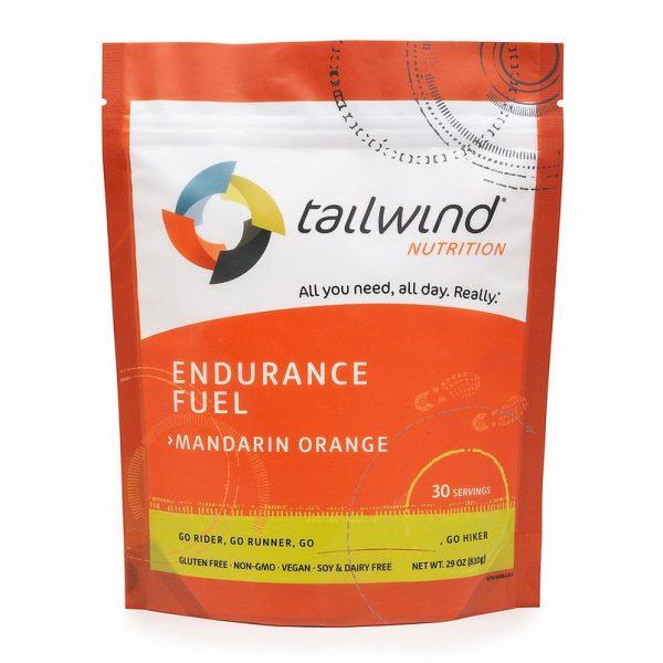 Tailwind Nutrition Endurance Fuel Drink - 30 Servings (8 Flavours) | Mandarin Medium