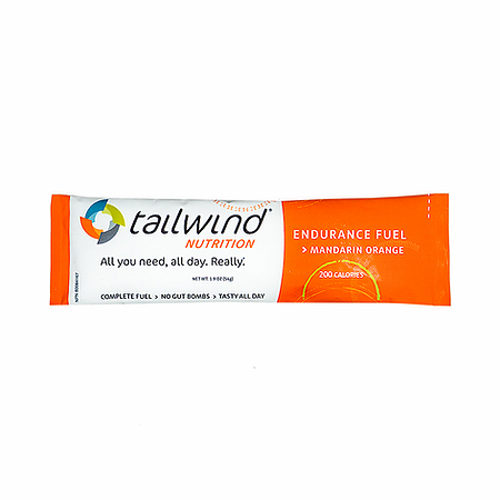 Tailwind Nutrition Endurance Fuel Drink - Sticks 2 Servings (8 Flavours) | Mandarin Stick