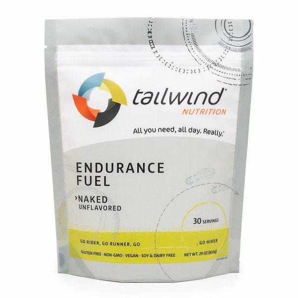 Tailwind Nutrition Endurance Fuel Drink - 30 Servings (8 Flavours) | Naked Medium