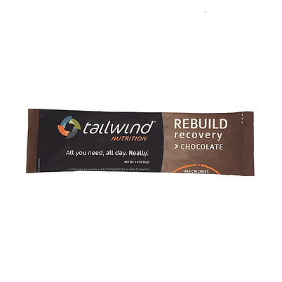 Tailwind Rebuild Recovery Drink (3 Flavours)   Rebuild Chocolate