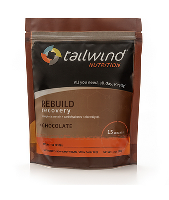 Tailwind Rebuild Recovery Drink (3 Flavours)   Rebuild Medium Choc