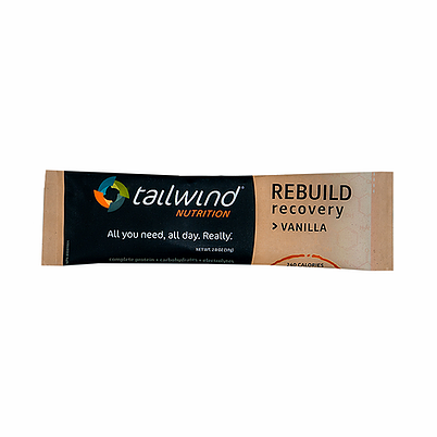 Tailwind Rebuild Recovery Drink (3 Flavours)   Rebuild Vanilla