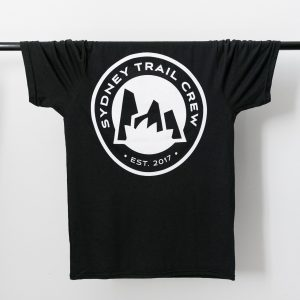 Sydney Trail Crew Womens and Mens Tees | STC Black Back