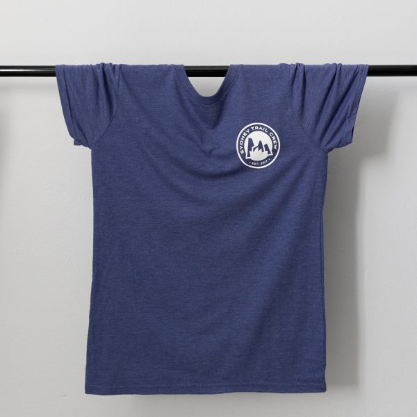 Sydney Trail Crew Womens and Mens Tees | STC Blue