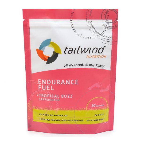 Tailwind Nutrition Endurance Fuel Drink - 50 Servings (8 Flavours) | Tropical Large