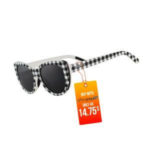 Goodr Runways Running Sunglasses – Gingham is Sooo Last Season | Goodr-Runways-Running-Sunglasses-–-Gingham-is-Sooo-Last-Season