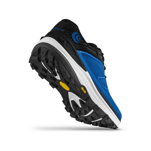 Topo Ultraventure 2 Mens Trail Running Shoes (Blue/Grey) | BlueGrey2_2048x
