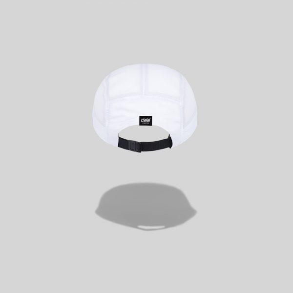 Ciele GO Cap – Athletics – Ghost | GOCap_Standard_Athletics_D1CLGCSA_WH001_BK_G_LR