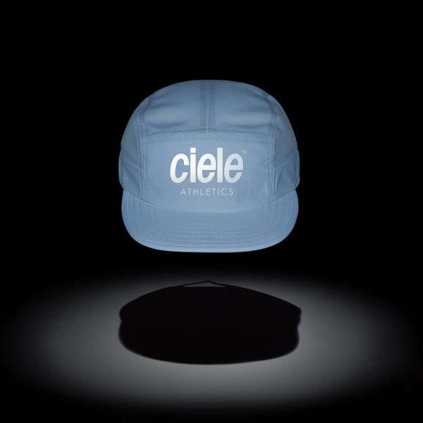 Ciele GO Cap – Athletics – Ghost | GOCap_Standard_Athletics_D1CLGCSA_WH001_FR_N_G_LR
