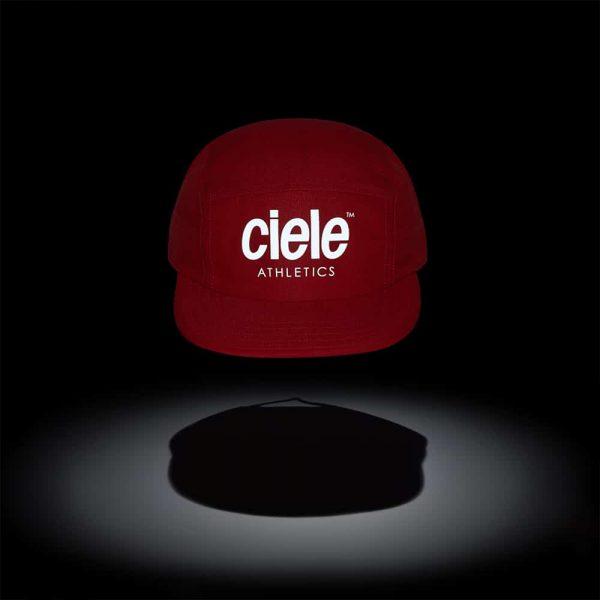 Ciele GO Cap – Athletics – Redline Edition | GOCap_Standard_Athletics_D1_CLGCSA_RD001_FR_N-copie
