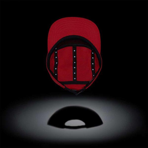 Ciele GO Cap – Athletics – Redline Edition | GOCap_Standard_Athletics_D1_CLGCSA_RD001_UN_N-copie