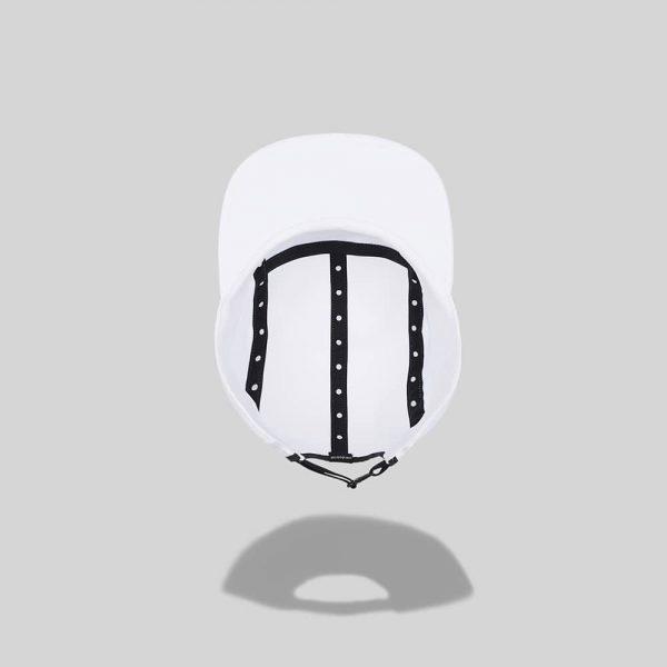 Ciele GO Cap – Athletics – Ghost | GOCap_Standard_Athletics_D1_CLGCSA_WH001_FR-2_UN_G_LR
