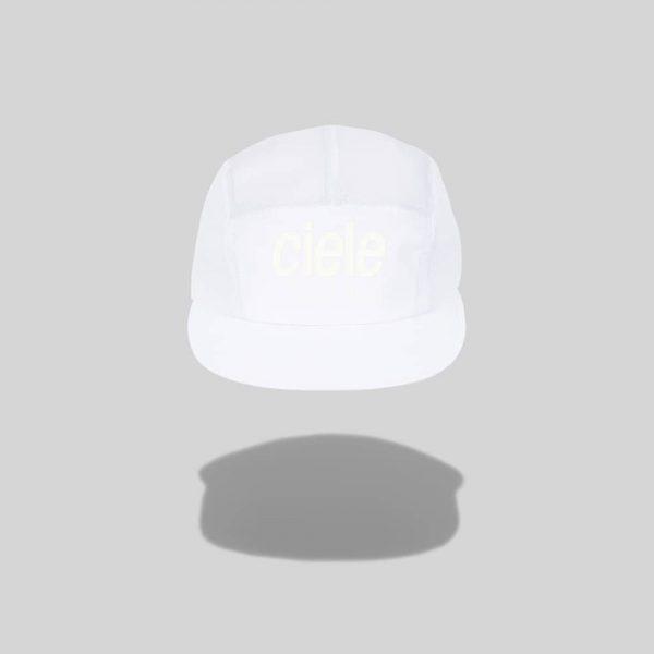 Ciele GO Cap – Athletics – Ghost | GOCap_Standard_Athletics_D1_CLGCSA_WH001_FR_G_LR