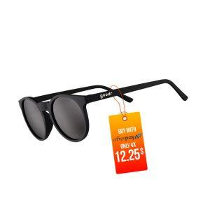 Goodr Circle G Running Sunglasses – It's Not Black It's Obsidian | Goodr-Circle-G-Running-Sunglasses
