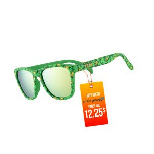 Goodr OG Running Sunglasses - Big Leprechaun Energy | Goodr-OG-Running-Sunglasses-–-Big-Leprechaun-Energy