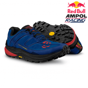 Topo Mountain Racer Mens Shoes (Blue/Red - Redbull Edition) | MTR