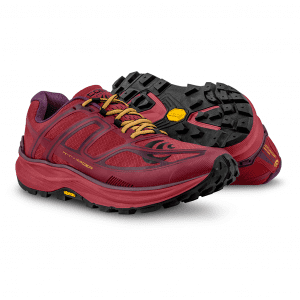 Topo Mountain Racer Womens Shoes (Berry/Gold) | W033.Berry-Gold_00-300dpiRGB_2048x